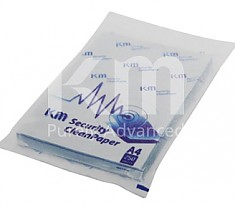 Security Clean Paper 보안용지 A4/A3  (S/BLUE)