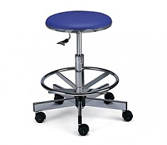 크린룸의자 UCL-150 SERIES CLEANROOM CHAIR