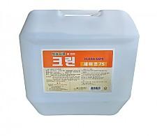 [특가!]크린세이프 75% (18kg) (납기일 2~3일)