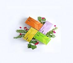 식품용 니트릴&라텍스 글러브 4종 샘플 팩!