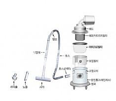 크린룸 건식 청소기 TC-401 부품 악세사리
