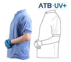 UVM 흡한속건 반팔 위생 티셔츠 *평균납기 3~4일